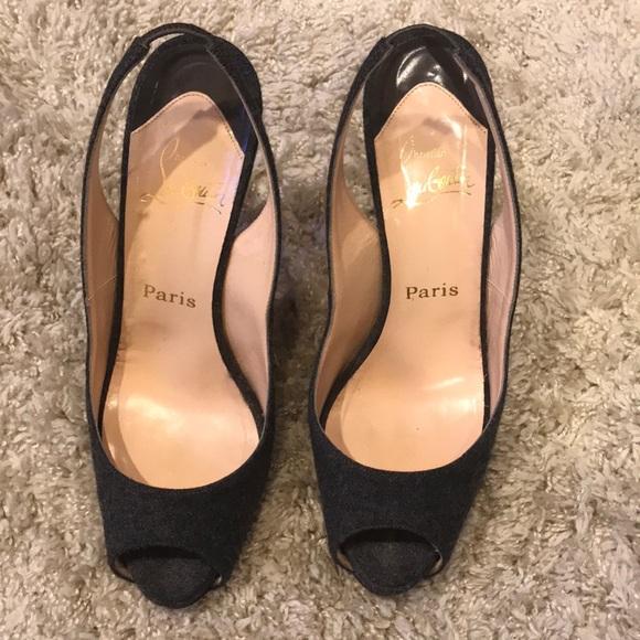 Christian Louboutin Shoes - Christian Louboutin Shoes